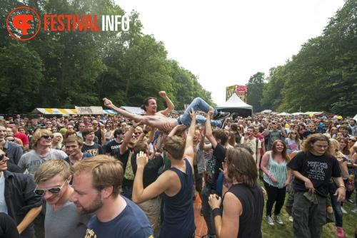 Sfeerfoto Werfpop 2013