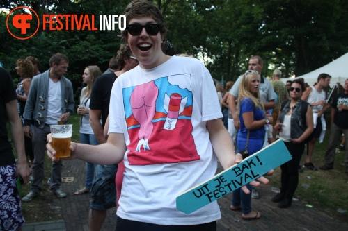 Sfeerfoto Uit Je Bak! Festival 2013