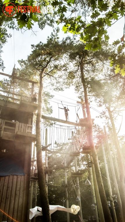 Sfeerfoto Into the Woods 2016