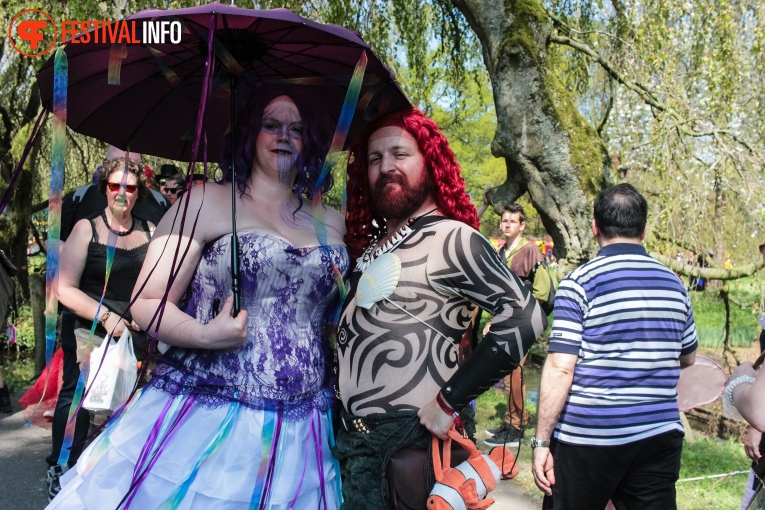Sfeerfoto Elf Fantasy Fair 2018