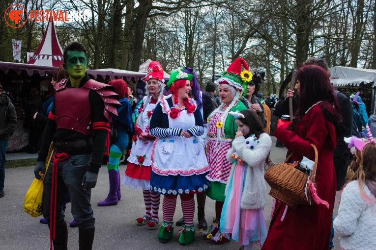 Sfeerfoto Elf Fantasy Fair 2019