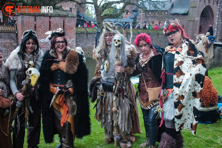 Sfeerfoto Elf Fantasy Fair 2019