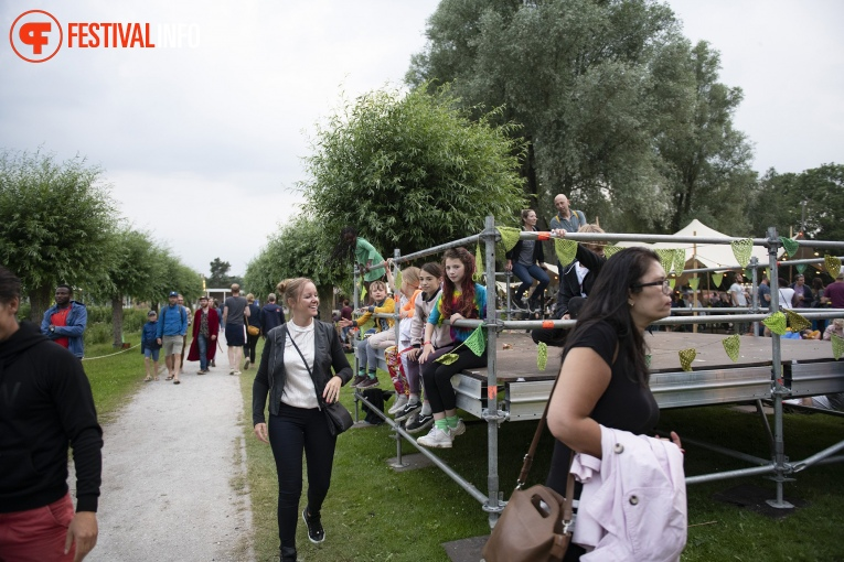 Sfeerfoto Welcome to the Village 2019
