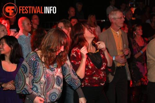 Sfeerfoto New Cool Collective - zaterdag 21 november 2009 - Underground