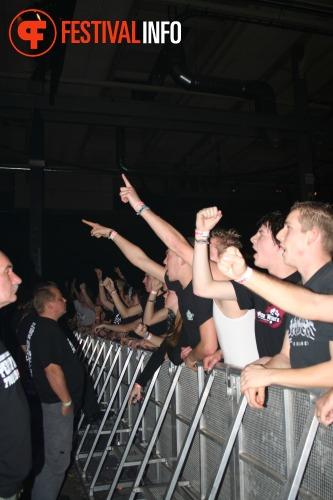 Sfeerfoto Persistence Tour 2009 - zondag 29 november