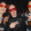 Sfeerfoto Neon Glitter Kerstbal - 24/12 - Effenaar