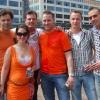 Sfeerfoto Klok Rock Orange 2012