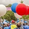 Sfeerfoto Vierdaagsefeesten Nijmegen 2019