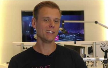 Video: Radioshow inspireert eigen muziek Armin van Buuren