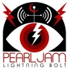 Pearl Jam Lightning Bolt cover