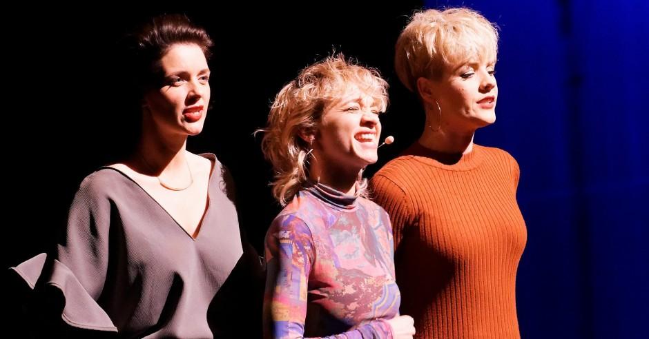 Bekijk de Jacqueline Govaert 29/12 Tivoli Vredenburg foto's