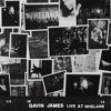 Cover Gavin James - Live At Whelans
