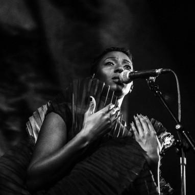 review: Bonobo - 20/02 - Paradiso Bonobo