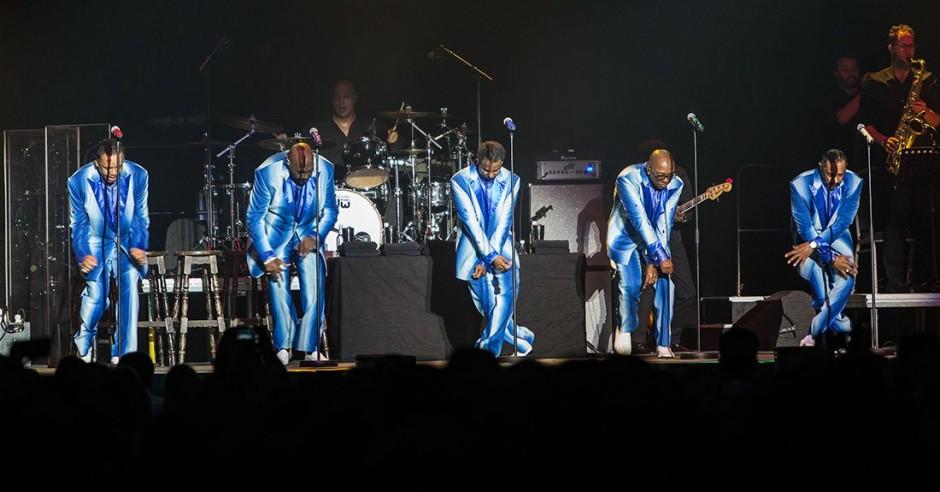 Bekijk de The Four Tops / The Temptations - 14/11 - AFAS Live foto's
