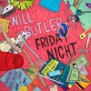 Podiuminfo recensie: Will Butler Friday Night