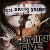 Gemini Five Sex Drugs Anarchy cover