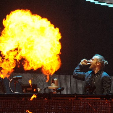 review: Amsterdam Music Festival 2015 - Zaterdag David Guetta