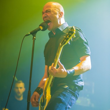 review: Danko Jones - 19/03 - Melkweg Danko Jones