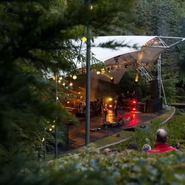 Openluchttheater Caprera Bløf