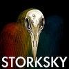 Storksky Storksky EP cover