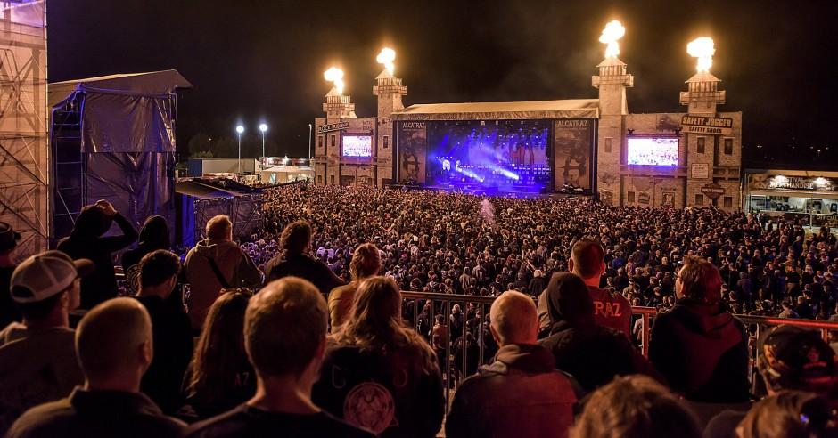 Bekijk de Alcatraz Hard Rock & Metal Festival 2017 - Zondag foto's