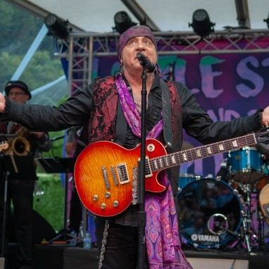 Little Steven And The Disciples Of Soul Voor Hello Festival 2019
