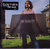 Seether Disclaimer cover