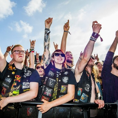 review: Fortarock 2018 Zaterdag