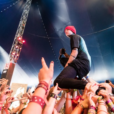 review: Lowlands 2015 - zondag Twenty One Pilots