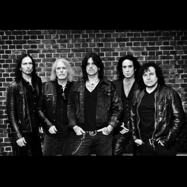 Black Star Riders & Tricklebolt op 1 Juni in leiden plaatje