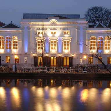 foto Leidse Schouwburg Leiden