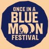 logo Once In A Blue Moon