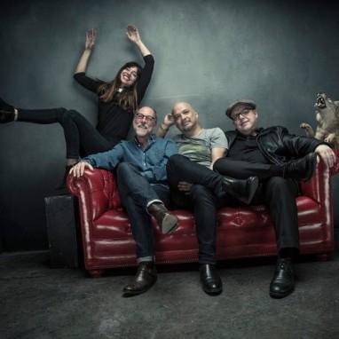 Pixies naar Lokerse Feesten 2017