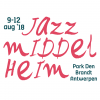 Jazz Middelheim 2018 logo