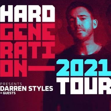 Hard Generation Darren Styles