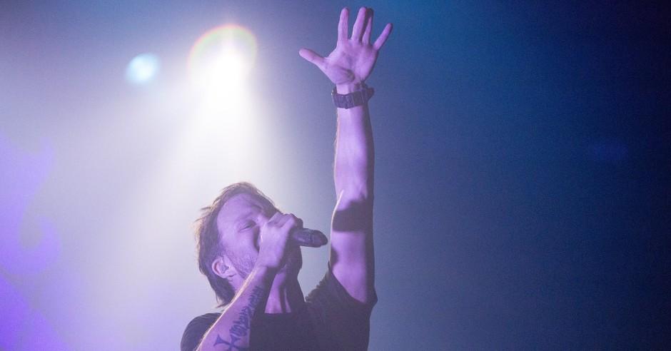 Bekijk de The Rasmus - 21/11 - Melkweg foto's