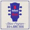 Holland International Blues Festival 2016 logo