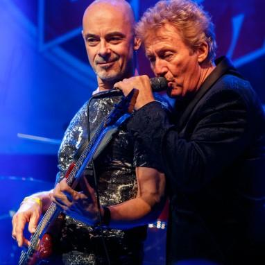 Manfred Mann's Earth Band voor 3 data naar Nederland plaatje
