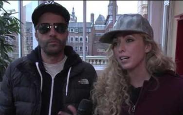 Video: 'Onbekende' EBBA Award toch nuttig voor The Ting Tings