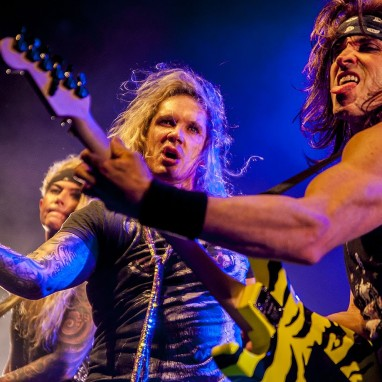 review: Steel Panther - 3/2 - 013