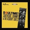 Cover Southside Johnny & The Ashbury Jukes - Soultime!