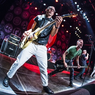 review: Bad Religion - 9/8 - Melkweg Bad Religion