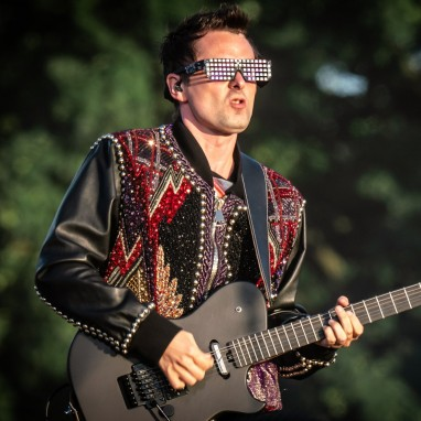 review: Muse - 27/06 - Goffert Park Muse