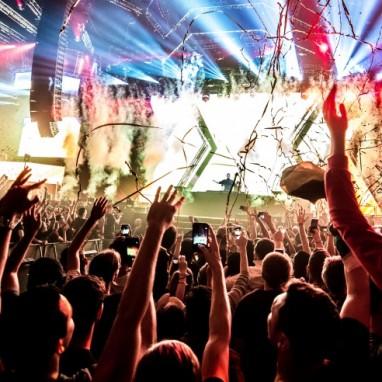 DJ Festival Sfeer (ADE Linde_Dorenbos)