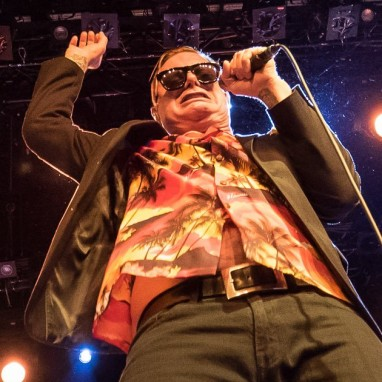 review: Me First and the Gimme Gimmes - 19/02 - Melkweg Me first and the Gimme Gimmes