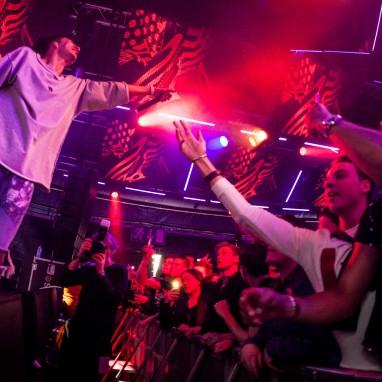 Hiphop sfeer Jacin Trill