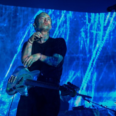 review: Down the Rabbit Hole 2019 - zaterdag Thom Yorke