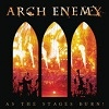 Arch Enemy As The Stages Burn cover