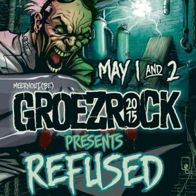 Groezrock 2015 refused