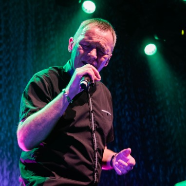 review: UB40 - 23/11 - Paradiso UB40